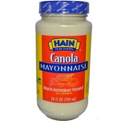 Hain Canola Mayonnaise