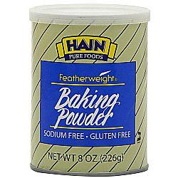 Hain Gluten Free Baking Powder