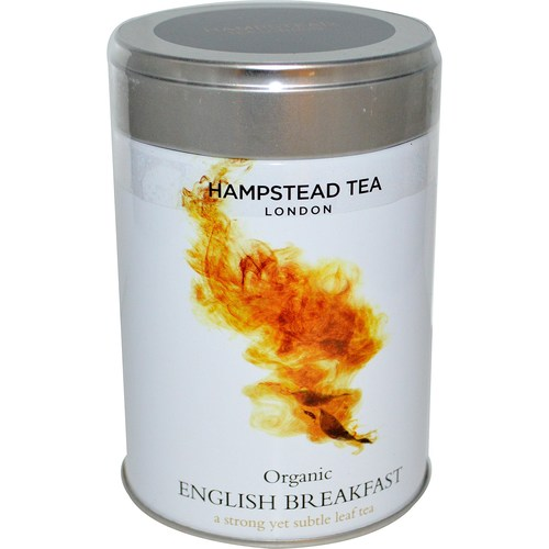 Organic Fair Trade Loose Tea English Breakfast