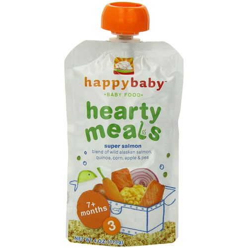 Organic Baby Food Stage 3 Hearty Meals