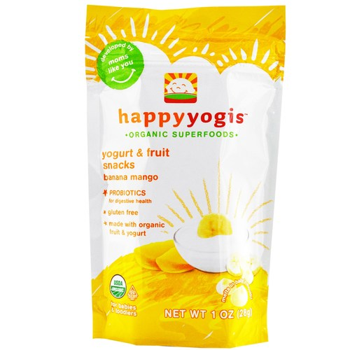 Happy Yogis (8 Pack)
