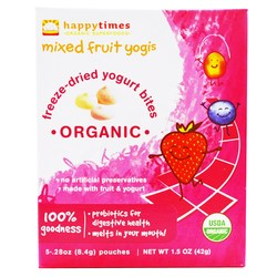 Happy Baby Mixed Fruit Yogis