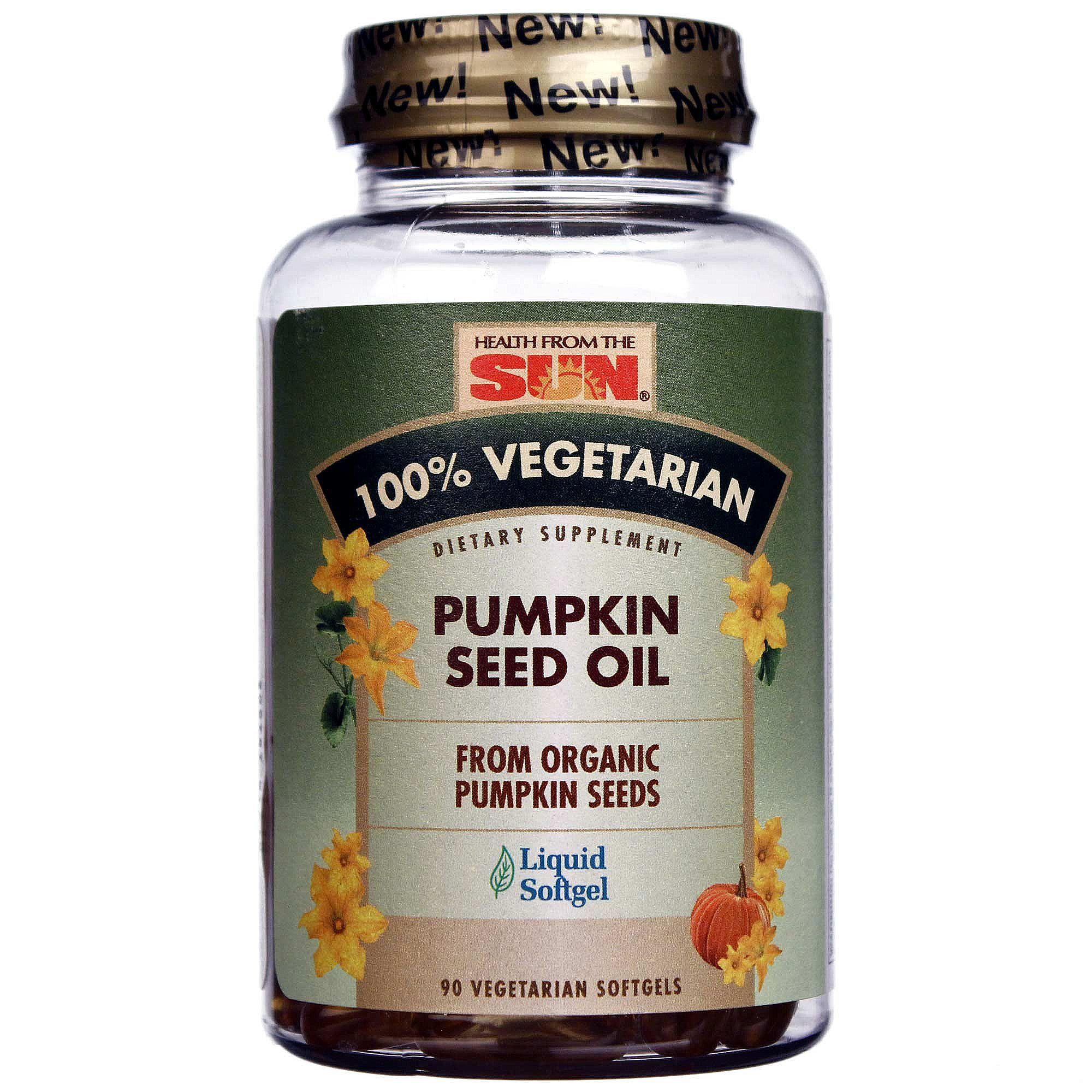 pumpkin seed oil for hair amazon