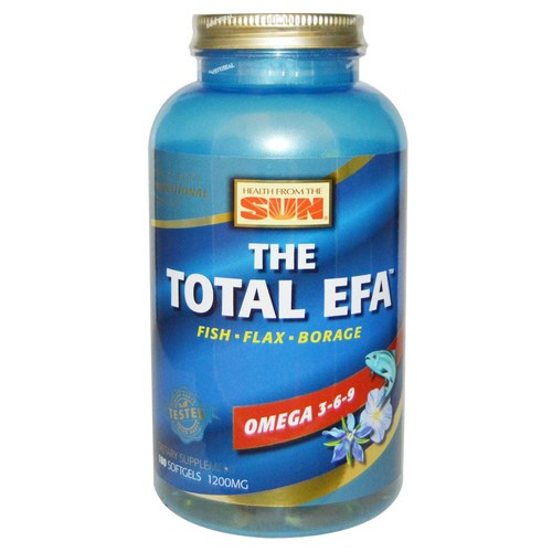 The Total EFA