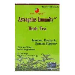 Health King and Balanceuticals Non GMO Herb Tea