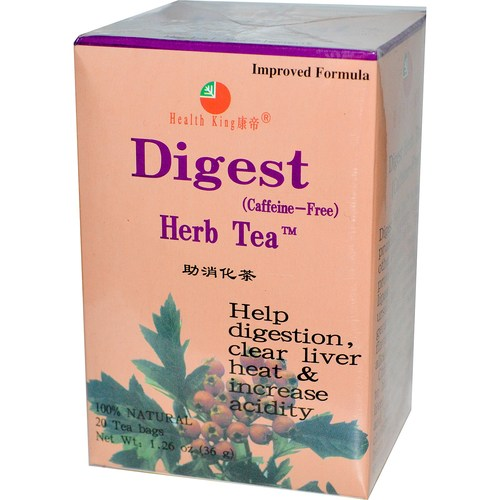 Digest Herb Tea (Caffeine Free)