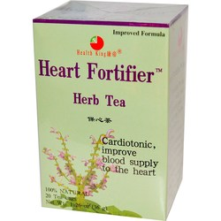Health King and Balanceuticals Herb Tea