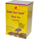 Health King and Balanceuticals Herb Tea - Reishi Liver Guard - 20 Bags