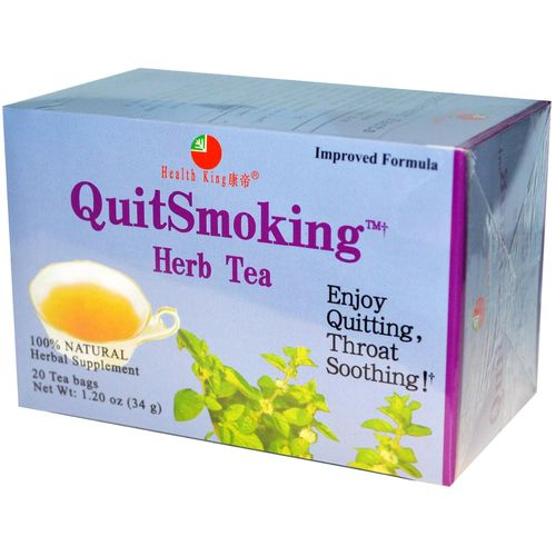 QuitSmoking Herb Tea