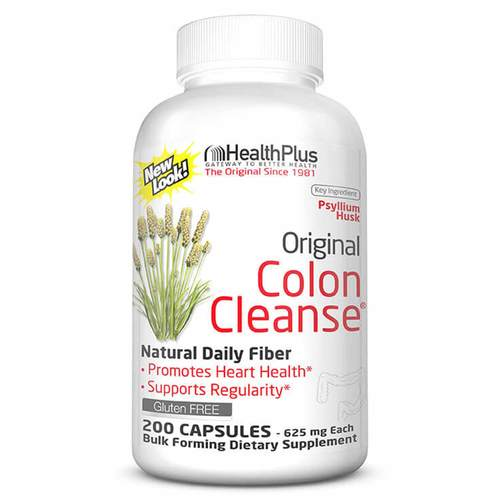 The Original Colon Cleanse