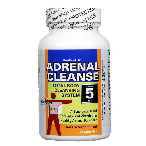 Adrenal Cleanse