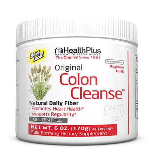 Health Plus Original Colon Cleanse  - 6 oz - 18817_front.jpg