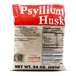 Health Plus Psyllium Husk 24 Oz Bag
