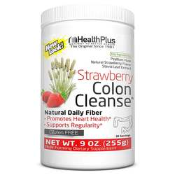 Health Plus Colon Cleanse Strawberry Stevia