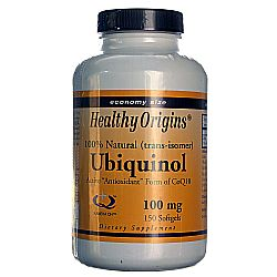 Healthy Origins Ubiquinol 100 mg