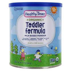 Healthy Times Organic Toddler Formula