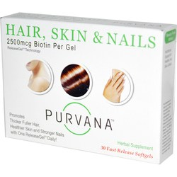 Heaven Sent Naturals Purvana Hair- Skin-  Nails