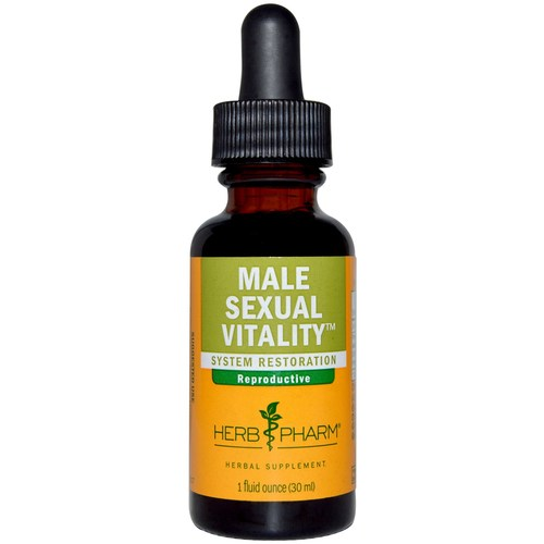 Male Sexual Vitality Tonic