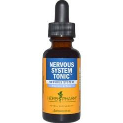 Herb Pharm Nervous System Tonic