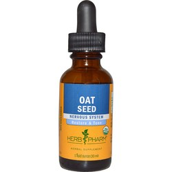 Herb Pharm Oat Seed Extract