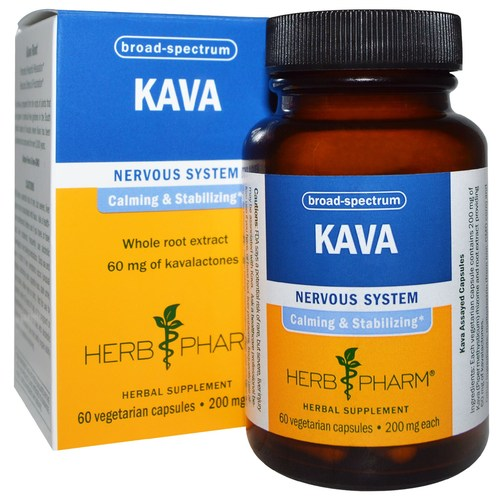Broad-Spectrum Kava