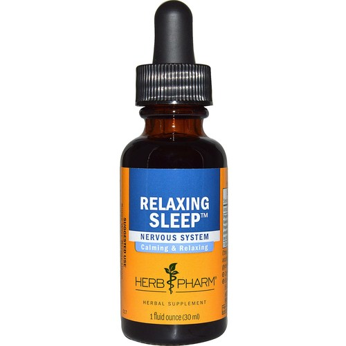 Relaxing Sleep Tonic