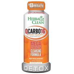Herbal Clean QCarbo 16 Liquid