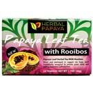Herbal Papaya Organic Papaya Leaf Tea - Rooibos - 24 tea bags