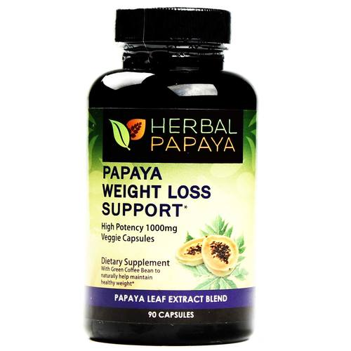 Papaya Weight Loss Support