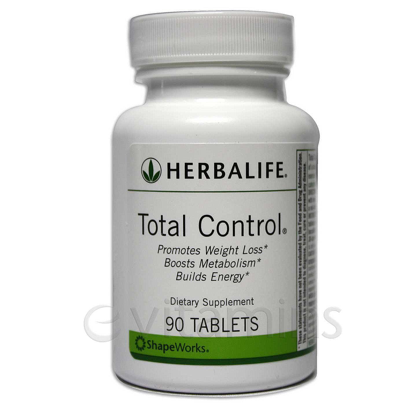 Herbalife Total Control Kosher 90 Tablets