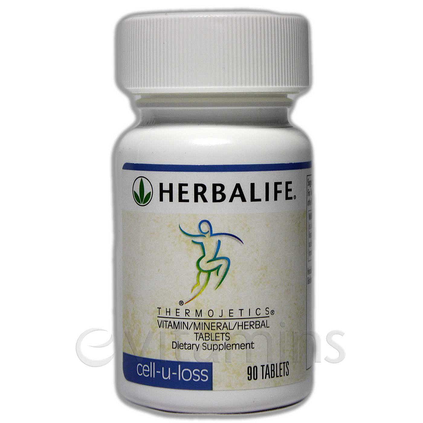 Herbalife Cell-U-Loss, Original - 90 Tablets - eVitamins Canada