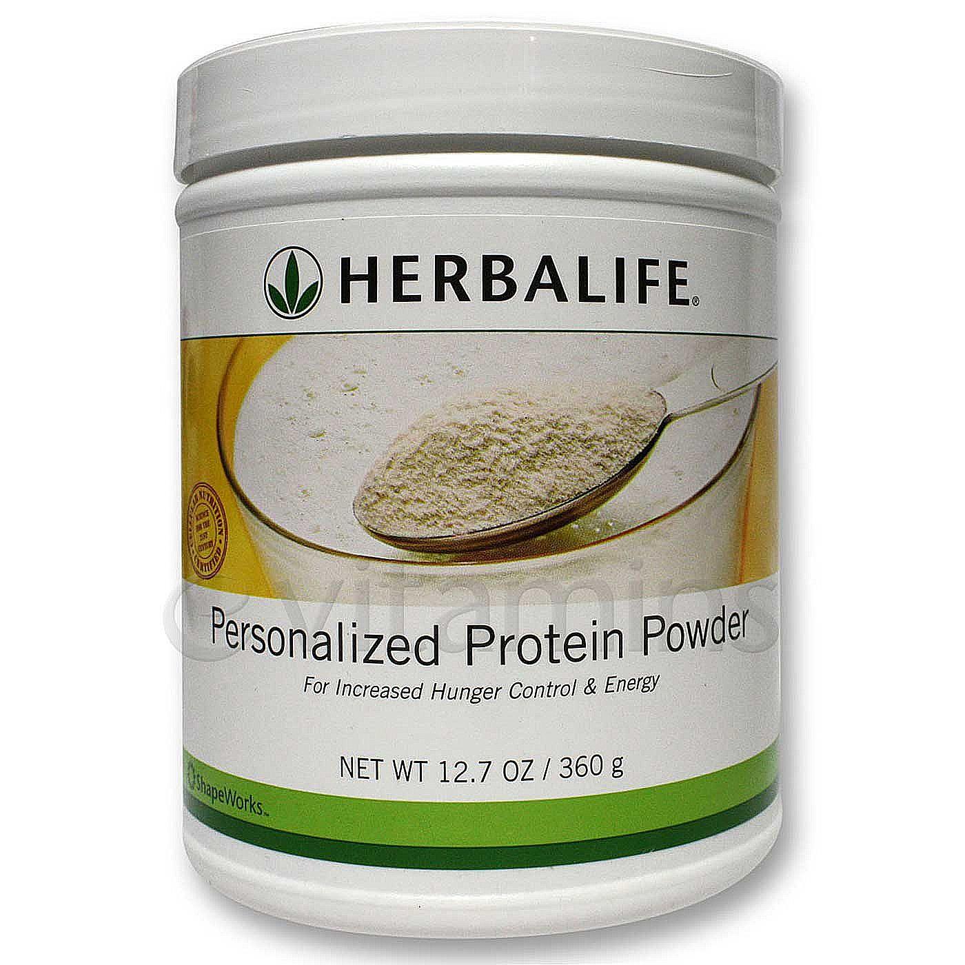 Herbalife protein shakes reviews
