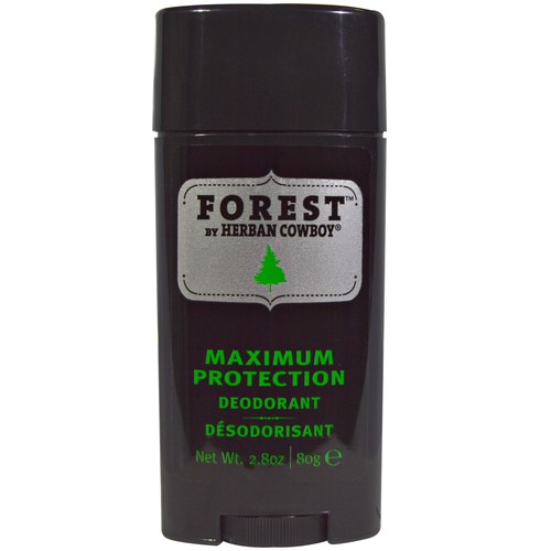 Natural Grooming Deodorant