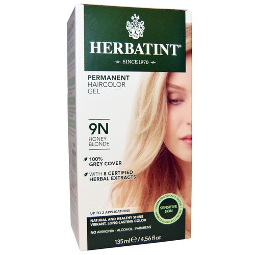 Permanent Haircolor Gel