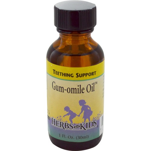 Herbs for Kids Gum-Omile Oil  - 1 fl oz - 10573_01.jpg
