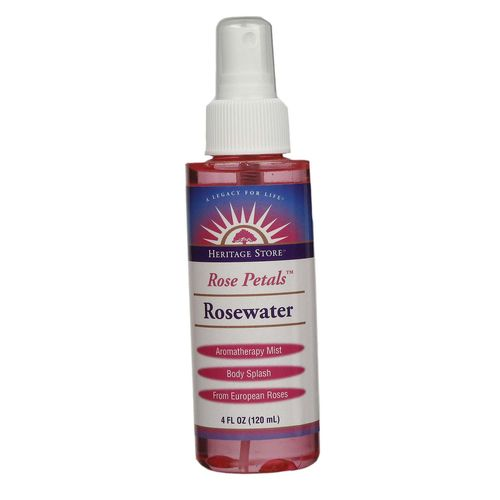 Rosewater with Atomizer