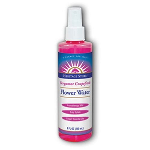 Bergamot Grapefruit Flower Water