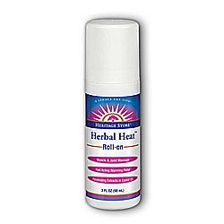 Heritage Products Herbal Heat Roll-On