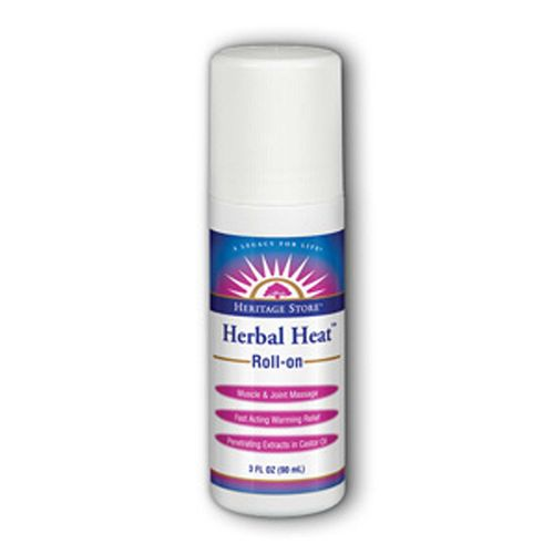 Herbal Heat Roll-On