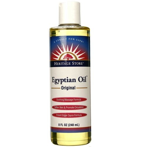 Egyptian Oil
