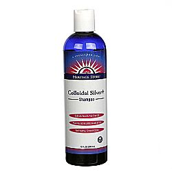 Heritage Products Colloidal Silver Plus Shampoo