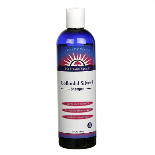 Colloidal Silver Plus Shampoo