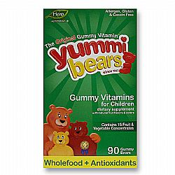 Hero Yummi Bears Whole Food Plus Antioxidants