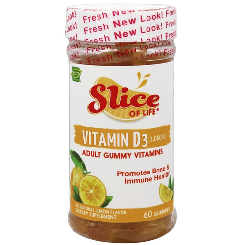 Slice Of Life Vitamin D3