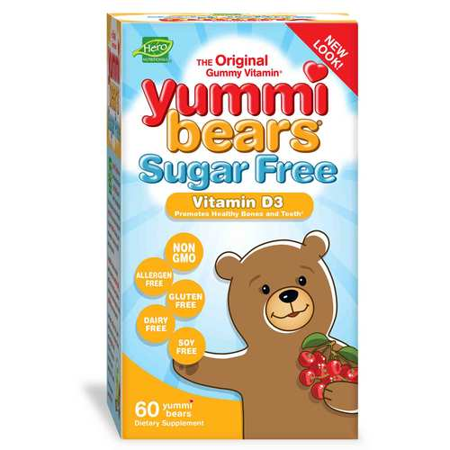 Yummi Bears Children's Vitamin D3