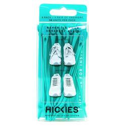Hickies No Tie Shoelaces - Turquoise