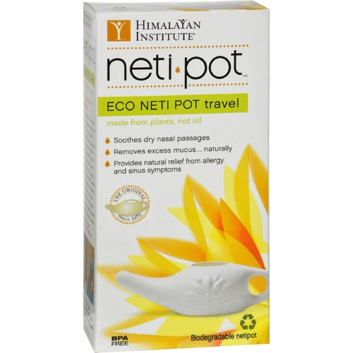 Travel Neti Pot