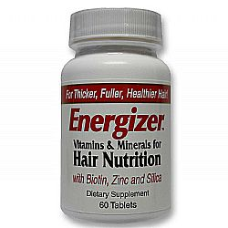 Hobe Laboratories Energizer Vitamins and Minerals for Hair Nutrition