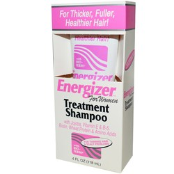 Hobe Laboratories Energizer Treatment Shampoo For Women
