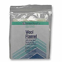 Home Health Products Wool Flannel